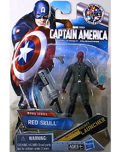 HASBRO 映画版 CAPTAIN AMERICA: THE FIRST AVENGER 3.75インチ MOVIE SERIES RED SKULL