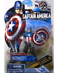 HASBRO 映画版 CAPTAIN AMERICA: THE FIRST AVENGER 3.75インチ COMIC SERIES ULTIMATES CAPTAIN AMERICA