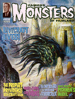 FAMOUS MONSTERS OF FILMLAND #255