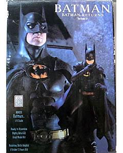 絶版商品 ホライゾン バットマンリターンズ バットマン 1/6フィギュアサイズ ソフビキット (キットは未塗装です。ベースなし。)