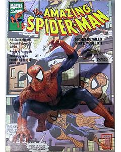 絶版商品 ホライゾン スパイダーマン 1/6フィギュアサイズ ソフビキット (キットは未塗装です。ベースなし。)