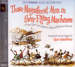 THOSE MAGNIFICENT MEN IN THEIR FLYING MACHINES 素晴らしきヒコーキ野郎