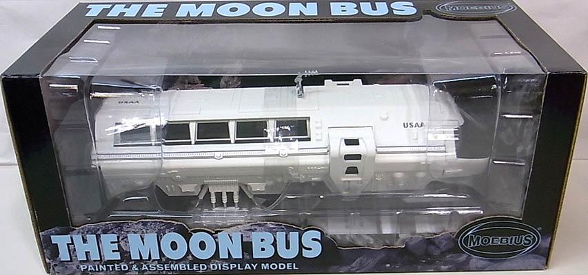 メビウスモデル 1/55スケール 2001年宇宙の旅 ムーンバス 完成品