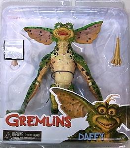 NECA GREMLINS 7インチアクションフィギュア シリーズ1 DAFFY