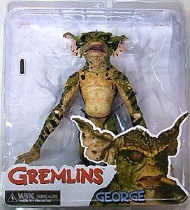 NECA GREMLINS 7インチアクションフィギュア シリーズ1 GEORGE