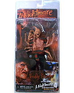 NECA A NIGHTMARE ON ELM STREET 7インチアクションフィギュア SERIES 2 PART 4 THE DREAM MASTER FREDDY KRUEGER