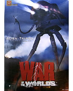 PEGASUS HOBBIES 1/144スケール THE WAR OF THE WORLDS [2005] ALIEN TRIPOD 組み立て式プラモデル