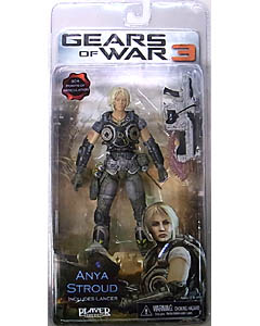 NECA GEARS OF WAR 3 シリーズ1 ANYA STROUD