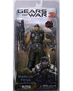NECA GEARS OF WAR 3 シリーズ1 MARCUS FENIX