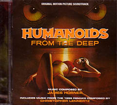 HUMANOIDS FROM THE DEEP [1980] モンスターパニック /  HUMANOIDS FROM THE DEEP [1996] D.N.A.V 2作収録