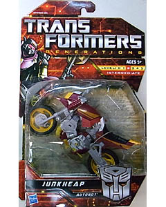 HASBRO TRANSFORMERS GENERATIONS DELUXE CLASS JUNKHEAP