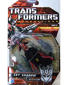 HASBRO TRANSFORMERS GENERATIONS DELUXE CLASS SKY SHADOW