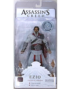 NECA PLAYER SELECT USA TOYSRUS限定 ASSASSIN'S CREED BROTHERHOOD EZIO [LEGENDARY ASSASSIN] [UNHOODED]
