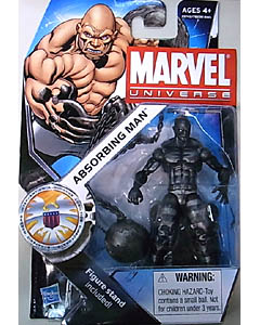 HASBRO MARVEL UNIVERSE SERIES 3 #024 ABSORBING MAN