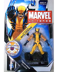 HASBRO MARVEL UNIVERSE SERIES 3 #025 ASTONISHING WOLVERINE