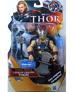 HASBRO 映画版 THOR USA WALMART限定 6インチ COMIC SERIES LORD OF ASGARD THOR
