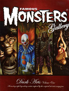 FAMOUS MONSTERS GALLERY: DARK ARTS VOLUME ONE