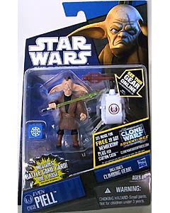 HASBRO STAR WARS THE CLONE WARS BASIC FIGURE EVEN PIELL
