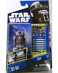 HASBRO STAR WARS THE CLONE WARS BASIC FIGURE R7-D4