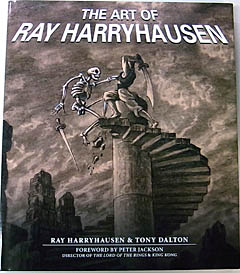 THE ART OF RAY HARRYHAUSEN