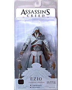 NECA PLAYER SELECT ASSASSIN'S CREED BROTHERHOOD EZIO [LEGENDARY ASSASSIN]