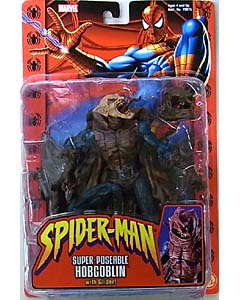 TOYBIZ SPIDER-MAN CLASSICS SERIES 2 SUPER-POSEABLE HOBGOBLIN WITH GLIDER ブリスター傷み特価