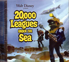 20,000 LEAGUES UNDER THE SEA 海底二万哩