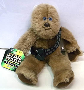 KENNER STAR WARS BUDDIES CHEWBACCA [BLACK BAG]