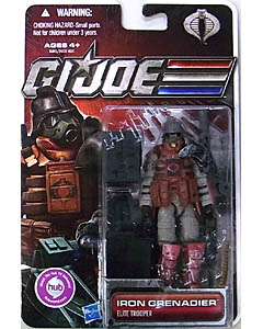 HASBRO G.I.JOE 30TH ANNIVERSARY シングル IRON GRENADIER [ELITE TROOPER]