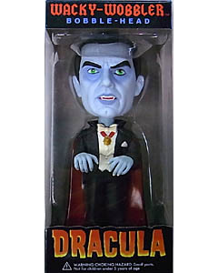 FUNKO WACKY WOBBLER UNIVERSAL MONSTERS DRACULA