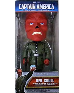 FUNKO 映画版 CAPTAIN AMERICA: THE FIRST AVENGER WACKY WOBBLER RED SKULL