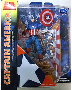DIAMOND SELECT MARVEL SELECT USAディズニーストア限定 CAPTAIN AMERICA