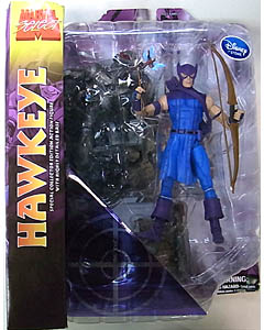 DIAMOND SELECT MARVEL SELECT USAディズニーストア限定 HAWKEYE