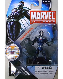 HASBRO MARVEL UNIVERSE SERIES 3 #018 DARKHAWK