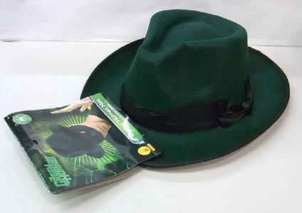 RUBIE'S 映画版 GREEN HORNET GREEN HORNET HAT