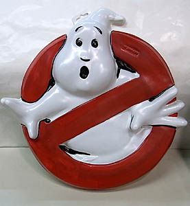 RUBIE'S GHOSTBUSTERS WALL DECORATION