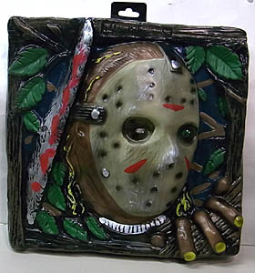 RUBIE'S FRIDAY THE 13TH JASON VOORHEES WALL MOUNT
