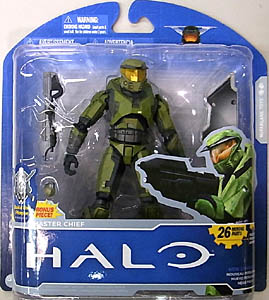 McFARLANE HALO: ANNIVERSARY SERIES 1 MASTER CHIEF [HALO: COMBAT EVOLVED] ブリスターハガレ特価