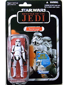 HASBRO STAR WARS 2011 THE VINTAGE COLLECTION STORMTROOPER [REVENGE OF THE JEDI]