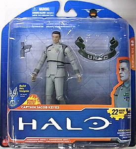 McFARLANE HALO: ANNIVERSARY SERIES 2 CAPTAIN JACOB KEYES