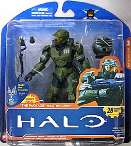 McFARLANE HALO: ANNIVERSARY SERIES 2 [PACKAGE] MASTER CHIEF ワケあり特価