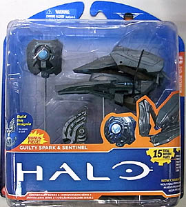 McFARLANE HALO: ANNIVERSARY SERIES 2 GUILTY SPARK & SENTINEL