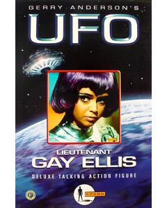 PRODUCT ENTERPRISE 謎の円盤UFO エリス中尉 トーキング 12インチドール