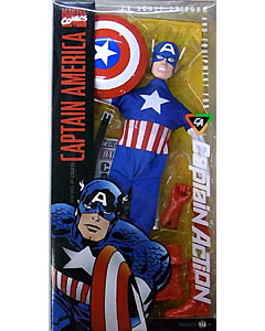 ROUND 2 CAPTAIN ACTION 1/6スケール COSTUME SET CAPTAIN AMERICA