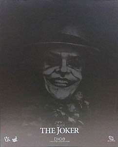 HOT TOYS MOVIE MASTERPIECE DX 1/6スケール BATMAN [1989] THE JOKER