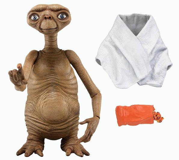 NECA E.T. 7インチアクションフィギュア シリーズ1 GALACTIC FRIEND E.T.