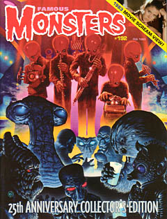 FAMOUS MONSTERS OF FILMLAND #192