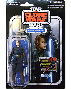HASBRO STAR WARS 2012 THE VINTAGE COLLECTION ANAKIN SKYWALKER [THE CLONE WARS]