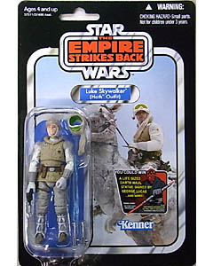 HASBRO STAR WARS 2012 THE VINTAGE COLLECTION LUKE SKYWALKER (HOTH OUTFIT) [THE EMPIRE STRIKES BACK]