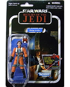 HASBRO STAR WARS 2012 THE VINTAGE COLLECTION WEDGE ANTILLES [RETURN OF THE JEDI]